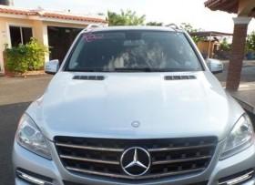 Mercedes-Benz Clase ML2012