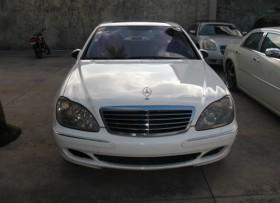 Mercedes-Benz Clase S 500 2003