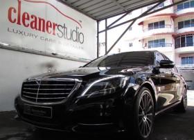 Mercedes-Benz Clase S 500 2014