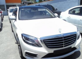 Mercedes-Benz Clase S2014