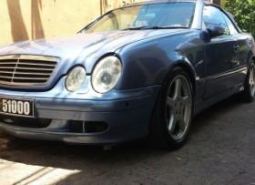 Mercedes-Benz E320 2000 Convertible