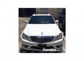 Mercedes Clase C300 Blanco