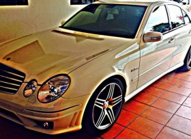 Mercedes benz 2006 amg package