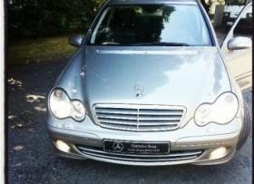 Mercedes benz 2007 C230 sport