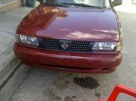 Mi Nissan Sentra B13 1995 Con Frente 2005