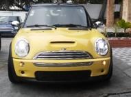Mini Cooper S Convertible 2005