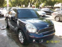 Mini Cooper S Countryman ALL4 2011