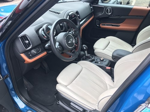 Mini Cooper S Countryman ALL4 2018