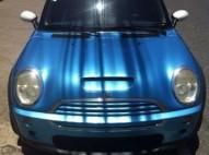 Mini Cooper tipo S 2002 nitido sano en 35000