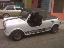 Mini Cooper 1988