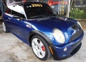 Mini Cooper S 2003