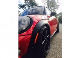 Mini Cooper S 2009 Chili red