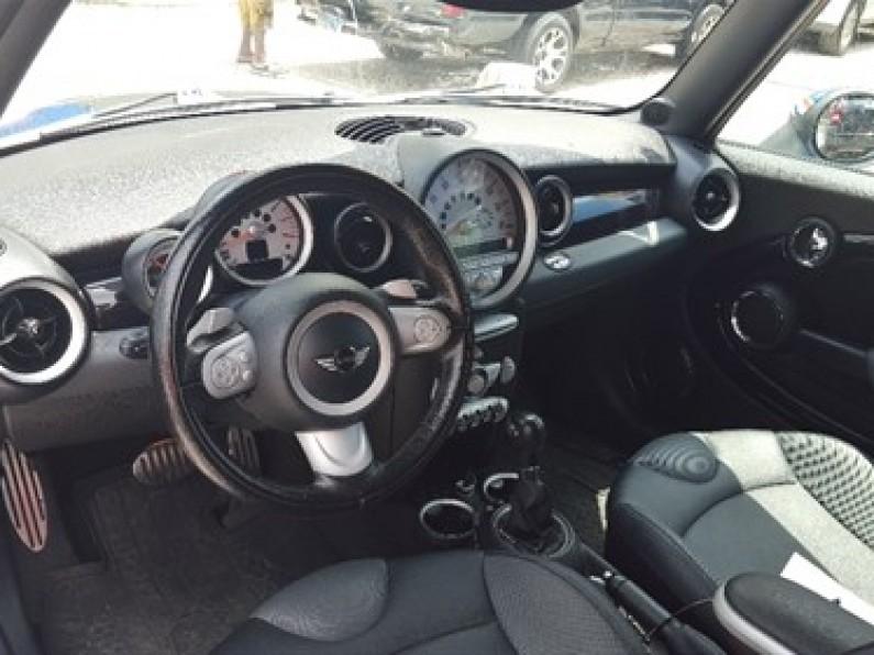 Mini Cooper S Convertible 2009