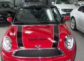 Mini Cooper S Convertible 2014