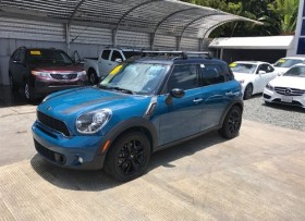 Mini Cooper S Countryman 2012