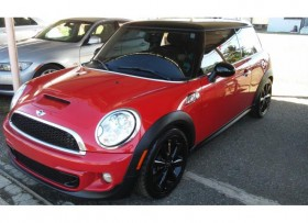 Mini Cooper S Turbo2013 Rojo 18900