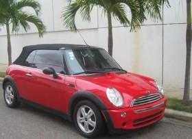 Mini Cooper Sport Convertible 2007