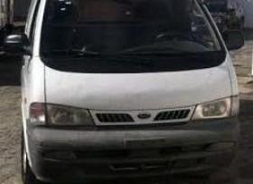Minibus Kia Pregio 2004 Refrigerado