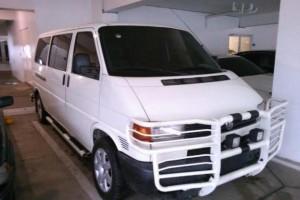 Minivan Volkswagen Transporter 2003 Blanco