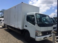 Mitsubishi Canter Chassis 18 pies 2018
