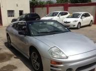 Mitsubishi Eclipse GT Spyder 2006