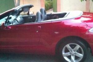 Mitsubishi Eclipse GT Spyder 2008