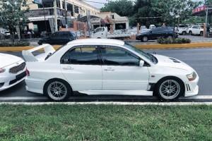 Mitsubishi Evolution 7 2002