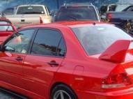 Mitsubishi Evolution Vlll 2005