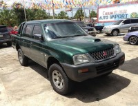 Mitsubishi L200 2002