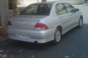 Mitsubishi Lnacer 2003