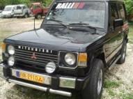 Mitsubishi Montero 1984 bien de verdad