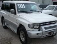 Mitsubishi Montero 1998 GLS