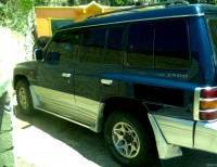 Mitsubishi Montero 2000 super carro Turbo Diesel