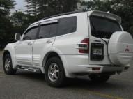 Mitsubishi Montero 2001 Blanca Unica En Su Clase Full