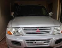 Mitsubishi Montero 2001 GLX 32 DI-D