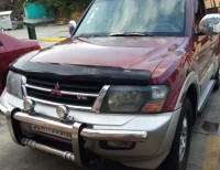 Mitsubishi Montero 2001 LS