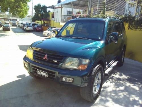 Mitsubishi Montero 2002 Gas/Gasolina