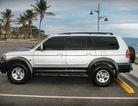 Mitsubishi Montero 2002 Sport Nativa Diesel 4WD