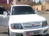 Mitsubishi Montero 2002 en buen estado