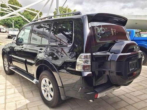Mitsubishi Montero 2019