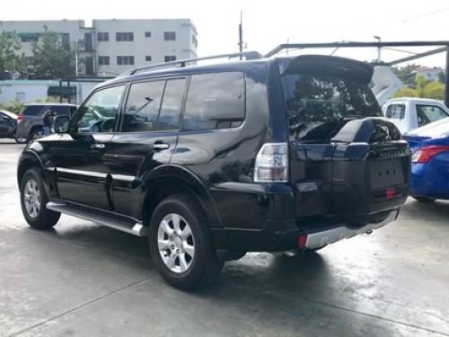 Mitsubishi Montero 2020