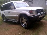 Mitsubishi Montero 95 oportunidad