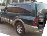 Mitsubishi Montero Cara De Gato Año 2001