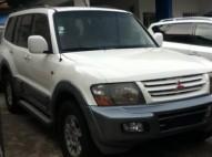 Mitsubishi Montero GLS 2001
