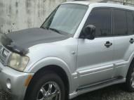 Mitsubishi Montero GLS 2003