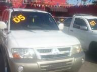 Mitsubishi Montero GLS 2005
