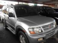 Mitsubishi Montero LS 2001