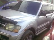 Mitsubishi Montero LS 2002