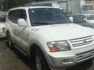 Mitsubishi Montero Limited 2001