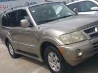 Mitsubishi Montero Limited 2003